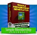 Simple Membership Generator: Instant Download Delivery