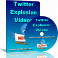 Twitter Explosion - A Collection of 31 Professionally Recorded Videos