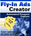 Fly-in Ads Creator - The most effective marketing tool of its kind